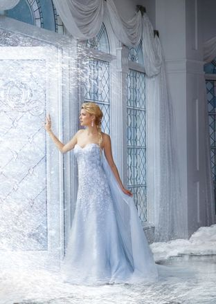 Winter Wedding Dresses 17 Beautiful Bridal Gowns For Your Winter Wedding Closer