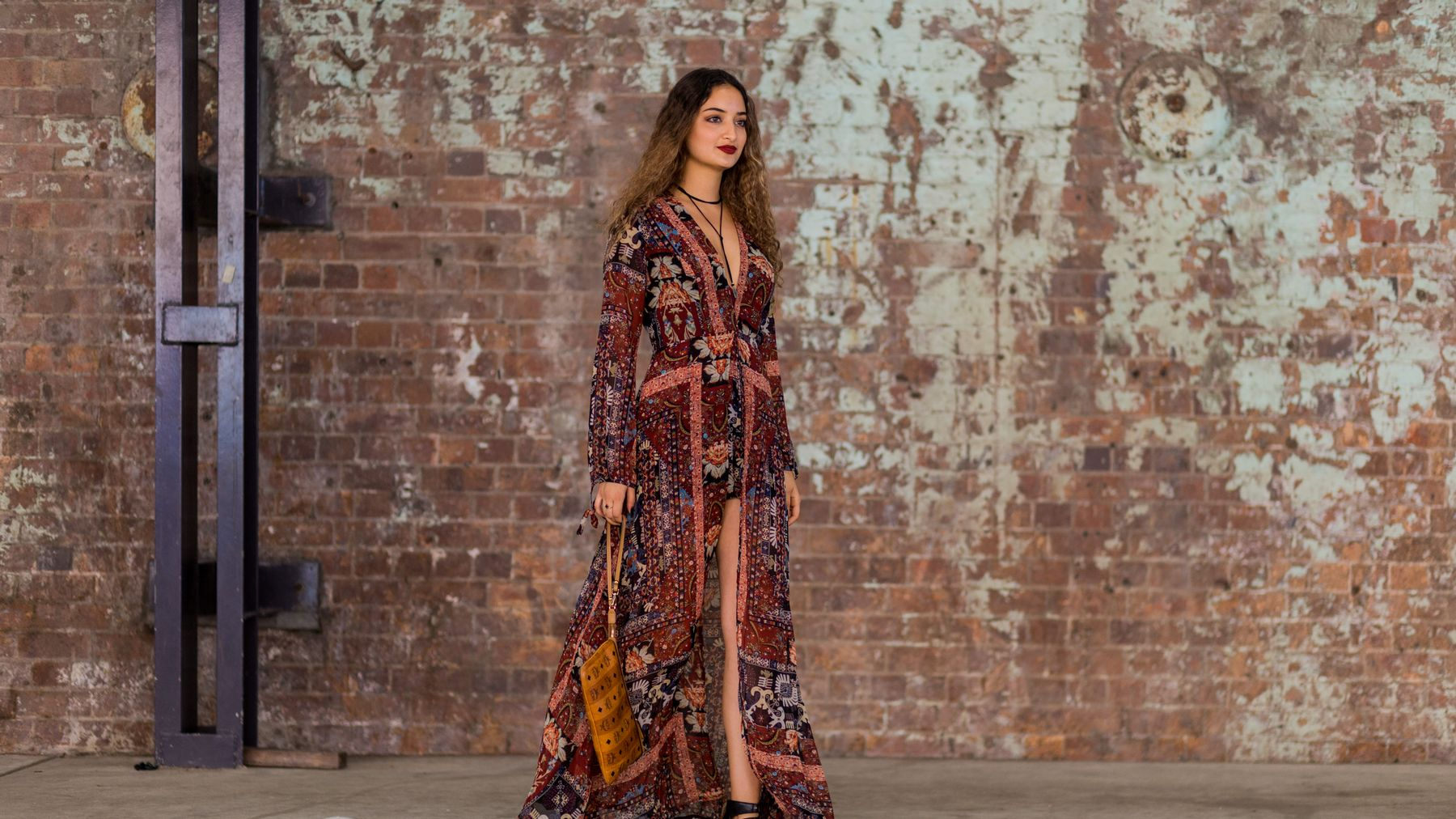 17 Long Summer Dresses That You Can Wear Anywhere Grazia