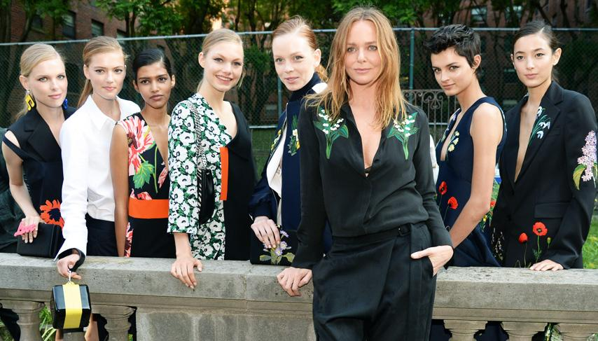 How Stella McCartney Changed The Face Of Fashion - Grazia ...