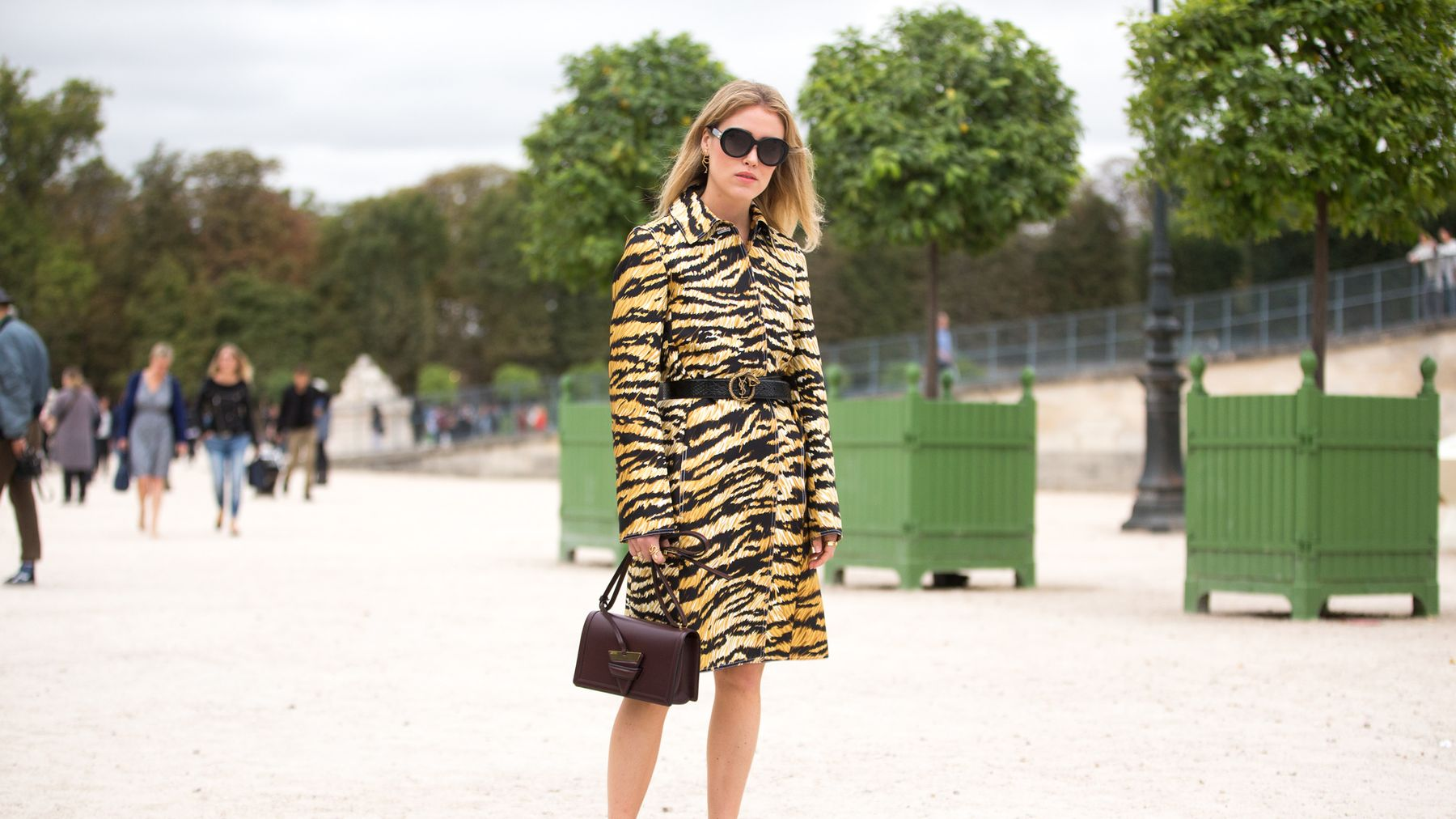 8aa5d05d3 How To Style Leopard Print This Season | Grazia