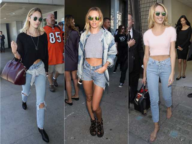 9bdba8f2bec Candice Swanepoel s Best Off Duty Style Moments