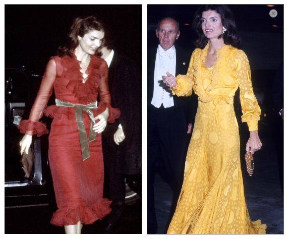 A Brief History Of Jackie O's Signature Style   Grazia