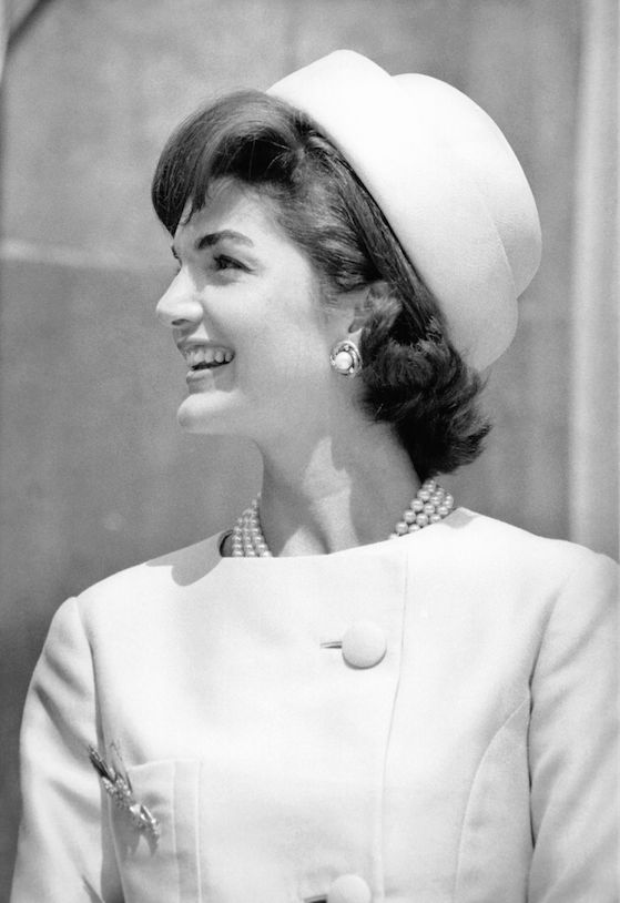 A Brief History Of Jackie O's Signature Style | Grazia