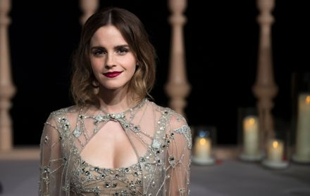 Emma Watson Is A Modern Day Belle At Beauty And The Beast Premiere Grazia