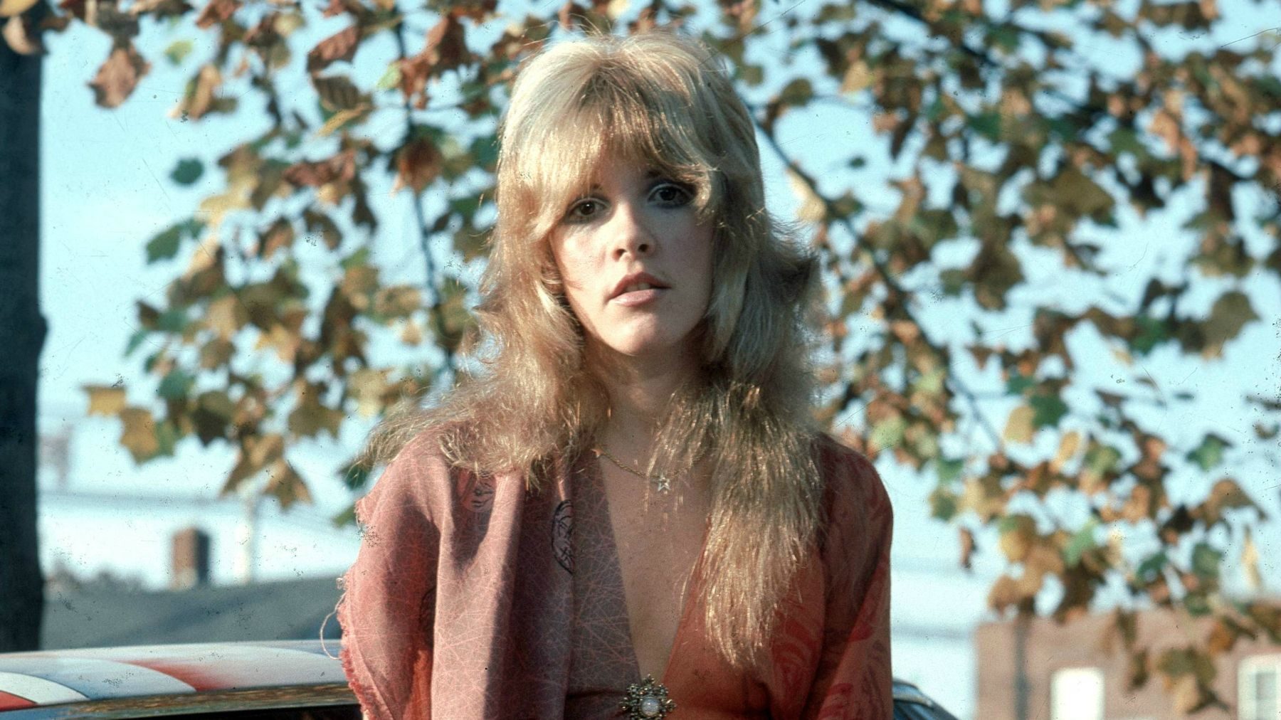 7d5a868c2 To celebrate the singer's 69th birthday, one Grazia writer decodes the  enduring appeal of Stevie Nicks' wardrobe.