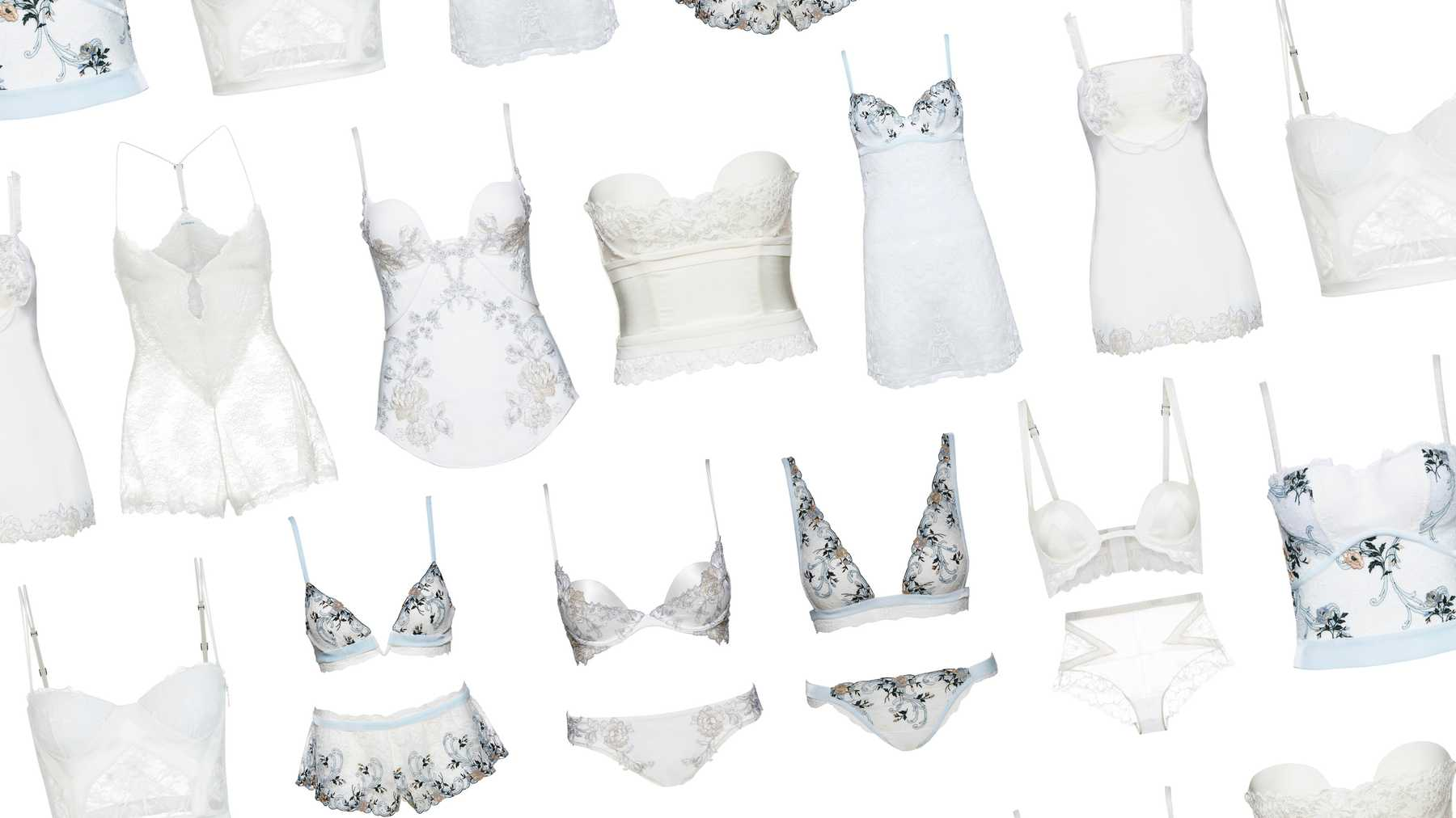 f70029cff2f How To Choose The Prettiest Bridal Underwear For Your Wedding Day ...