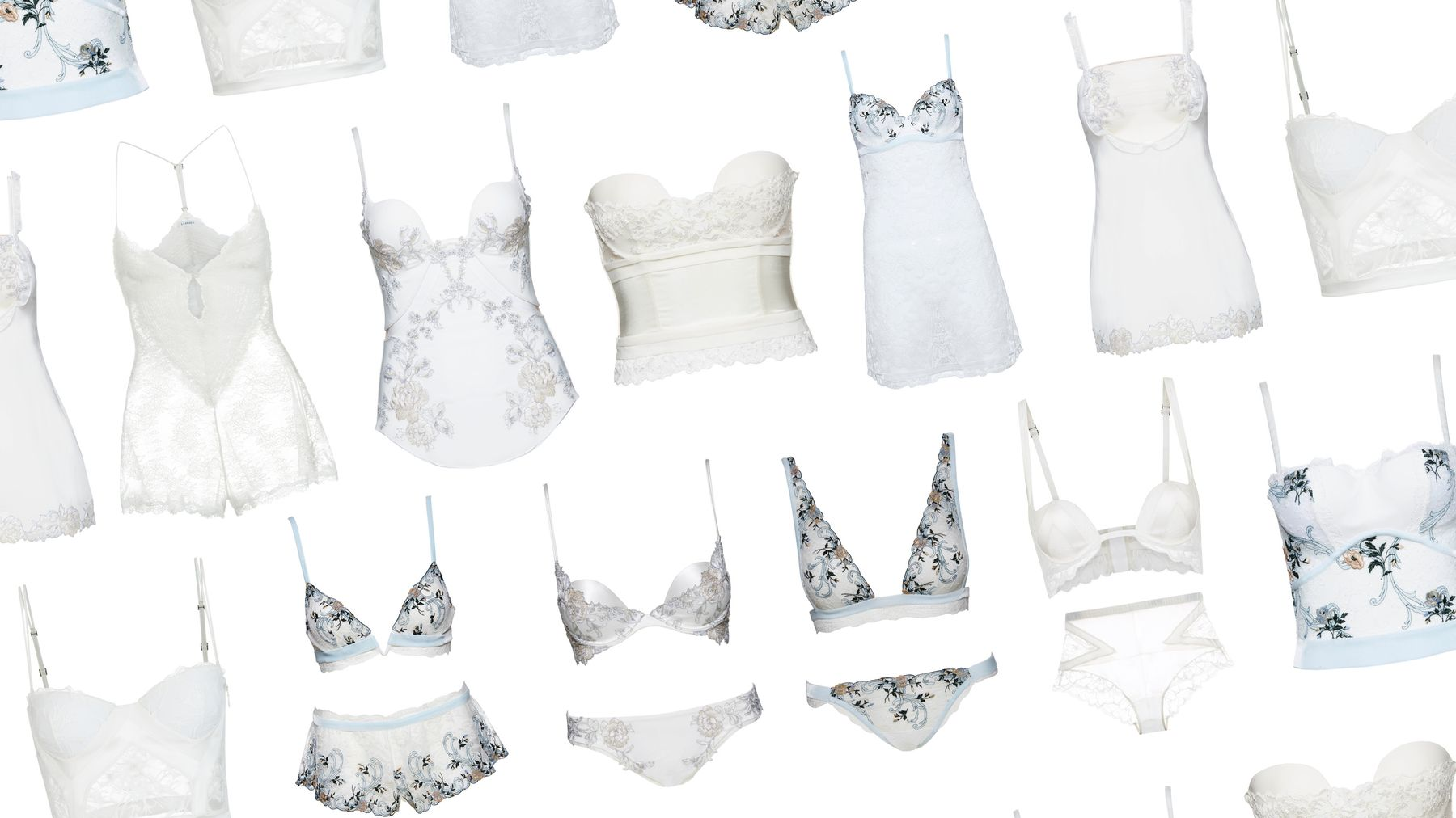 530fef99fcfe How To Choose The Prettiest Bridal Underwear For Your Wedding Day ...