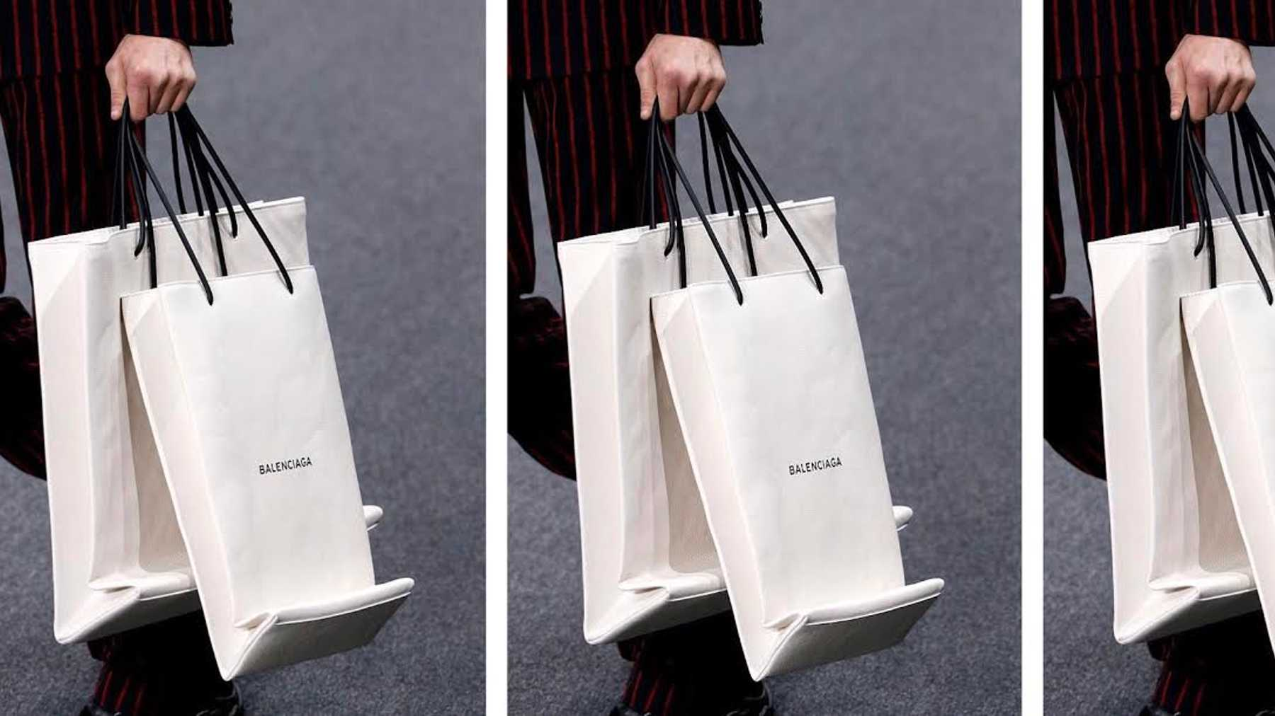 9d8419b0d6 Balenciaga Trolls The Internet With Another Sell-Out Bag