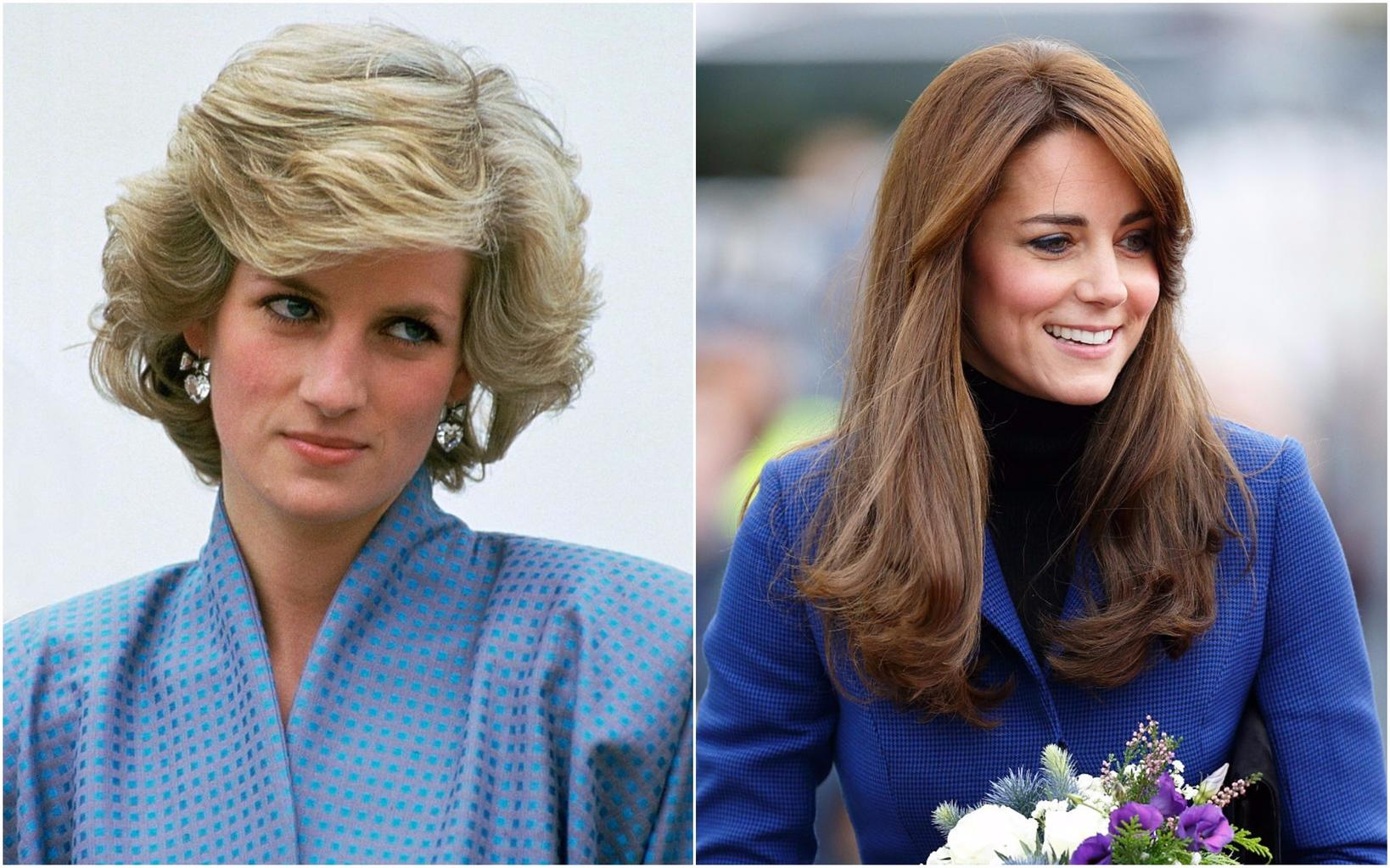 Princess Diana Wore This Trend Long Before Kate Middleton Grazia