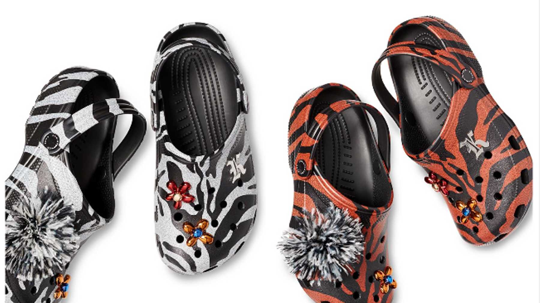 42f7b5f5b Christopher Kane Is Treating Us To Another Crocs Collection