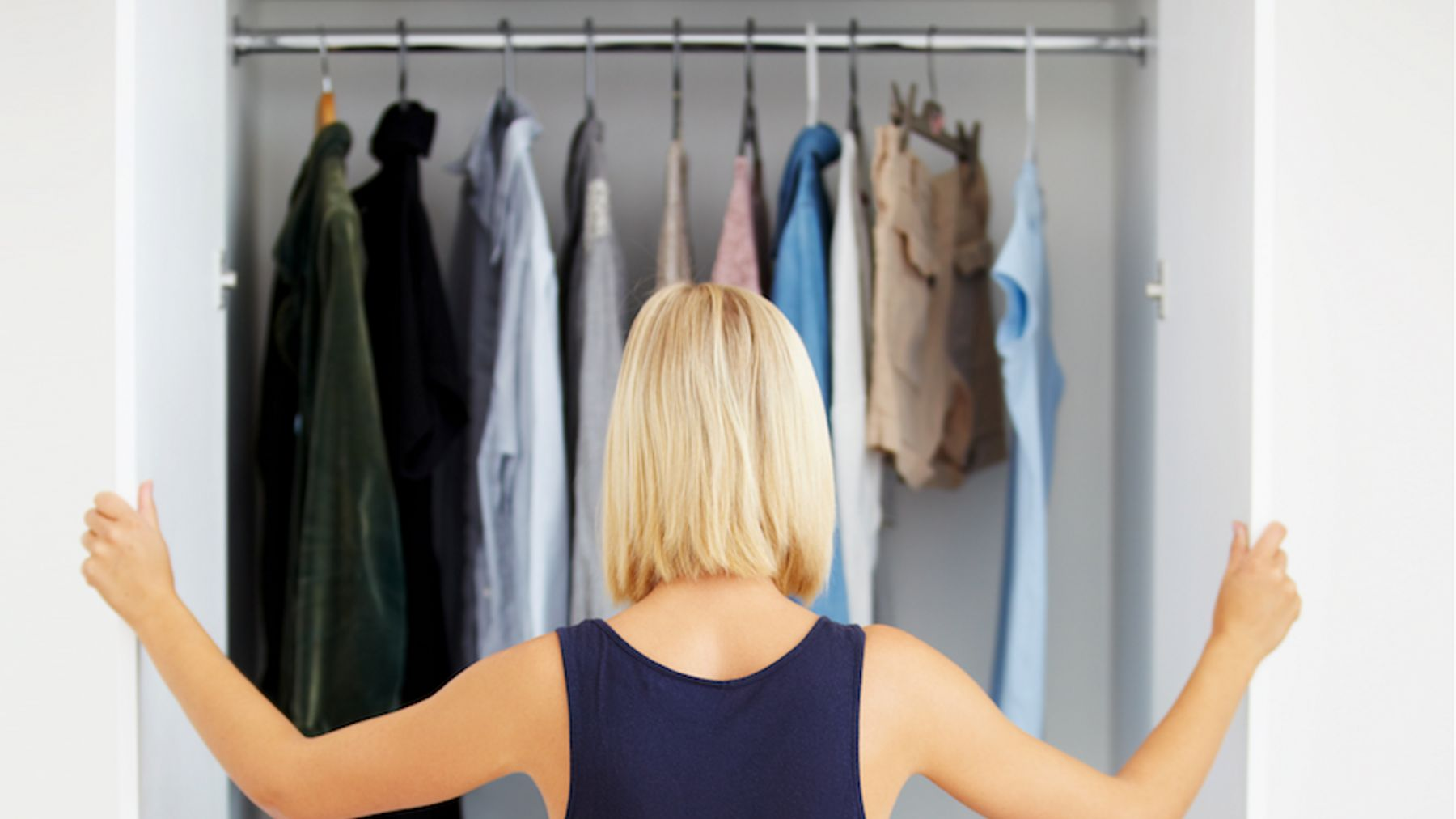 The Average British Woman Wears Just Five Outfits On A Loop