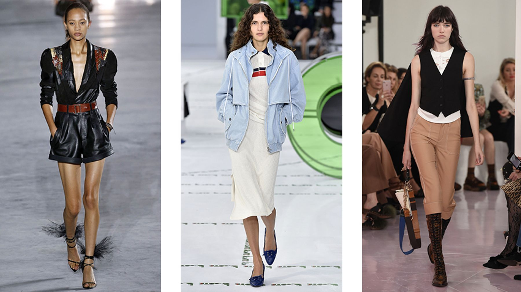 3 Unexpected Noughties Staples We've Spotted At Paris