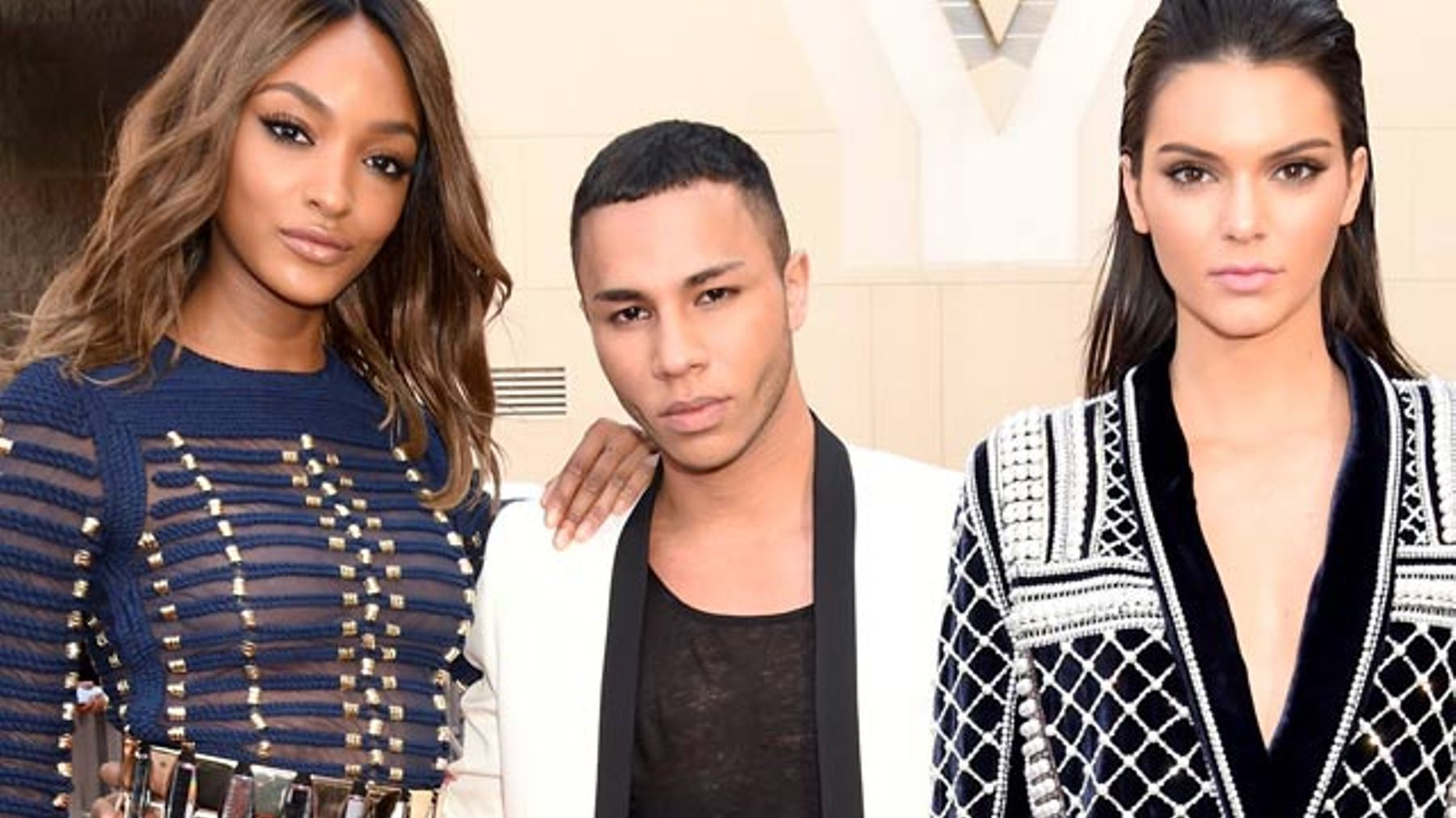 e183b77d The Victoria's Secret x Balmain Collection Is Set To Be Sexiest Fashion  Collab Ever