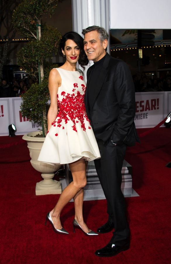 Amal Clooney's Best Fashion Moments | Grazia