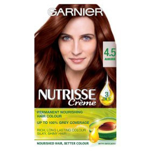 Auburn Hair Is This Autumn S Colour Of Choice And Yes You Can Get The Look At Home Grazia