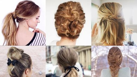 Admirable 8 Easy Next Day Hairstyles From Instagram Grazia Schematic Wiring Diagrams Phreekkolirunnerswayorg