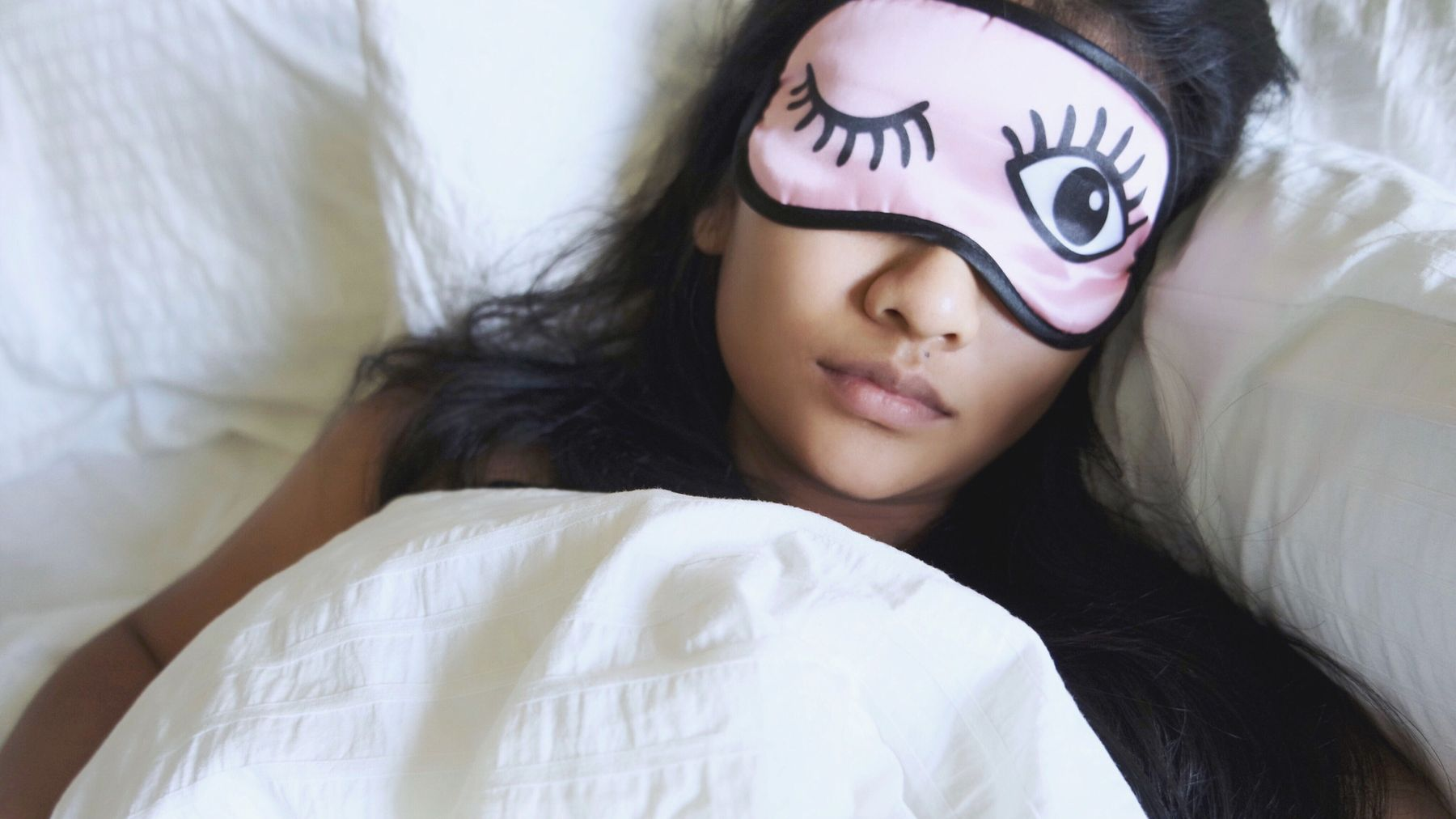 What Are Eye Masks And Do They Help You Sleep Better? | Grazia