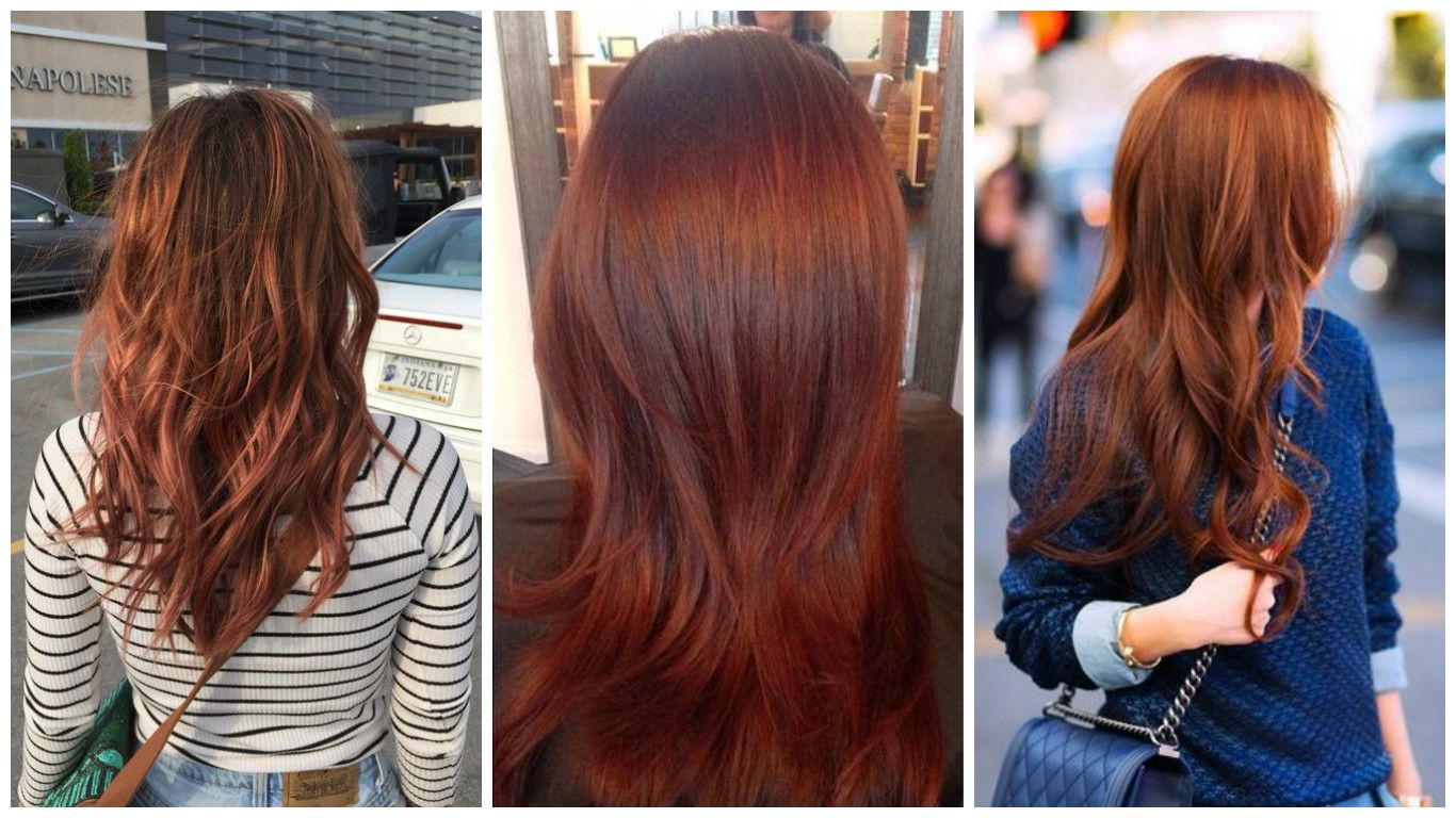 Here\'s Everything You Need To Know About Maintaining Auburn Hair ...