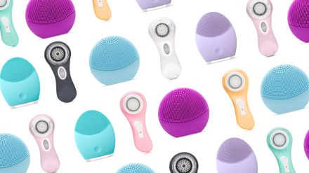 Take Your Skincare To The Next Level With A Facial Cleansing Brush Here Are Our Top 10 Grazia