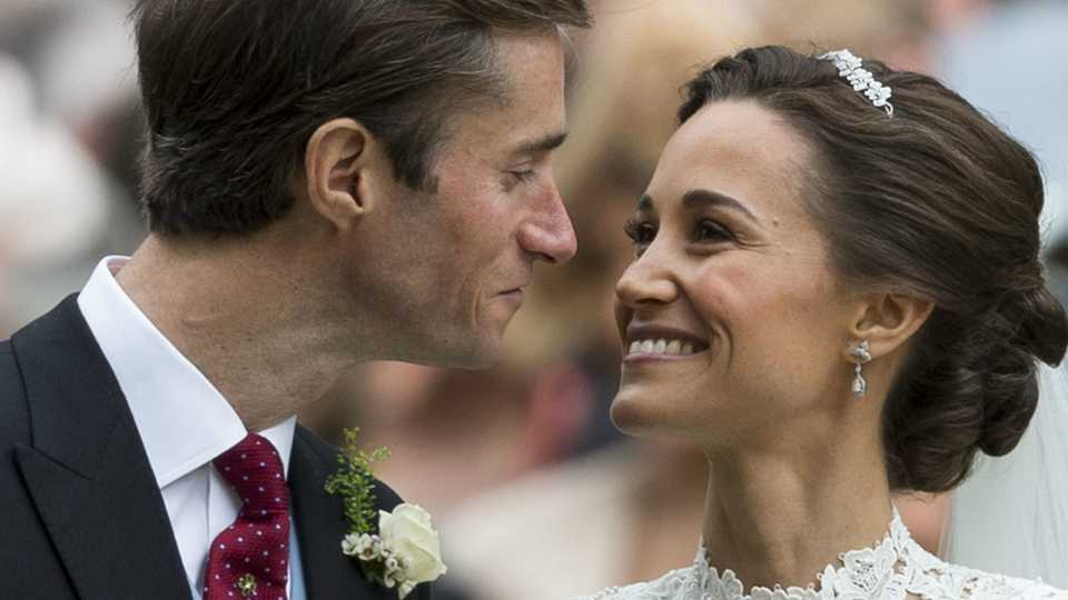 A Step-By-Step Guide To Pippa Middleton's Wedding Hair ...