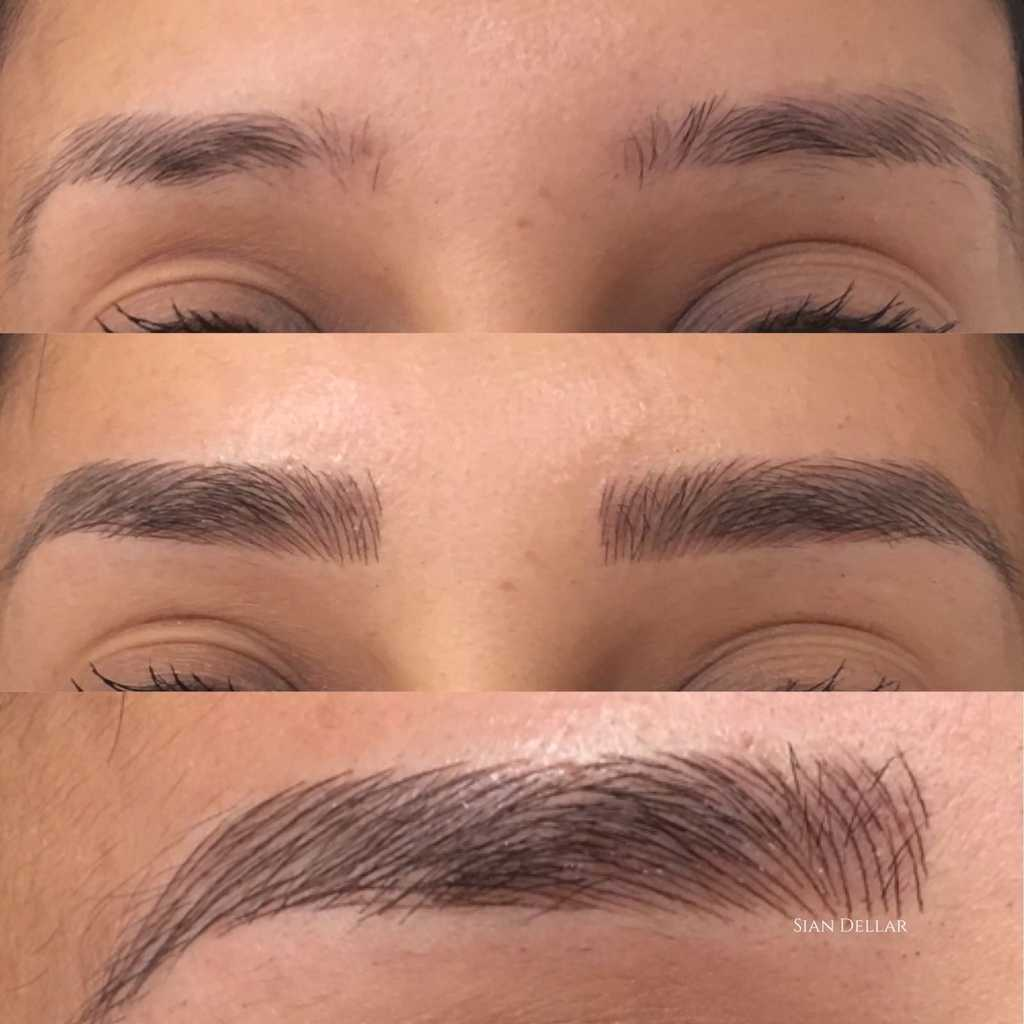 Everything you need to know about eyebrow microblading | Hair Beauty