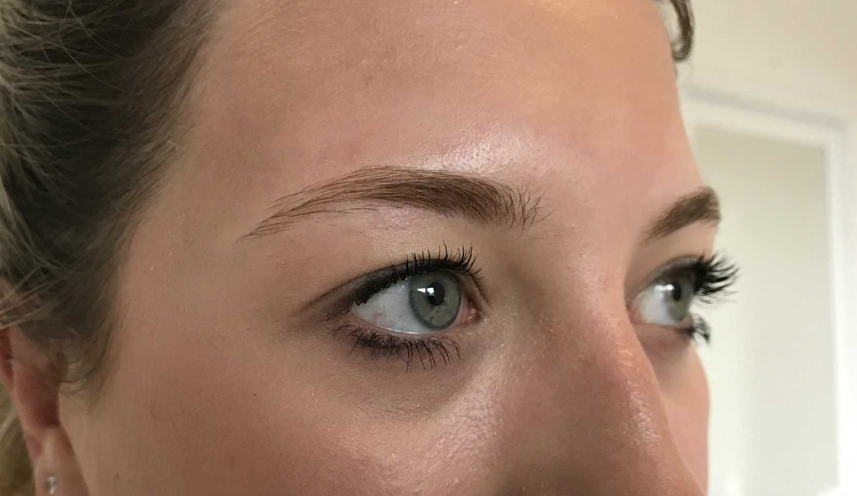 f7d75d48967 Everything you need to know about eyebrow microblading | Hair Beauty ...