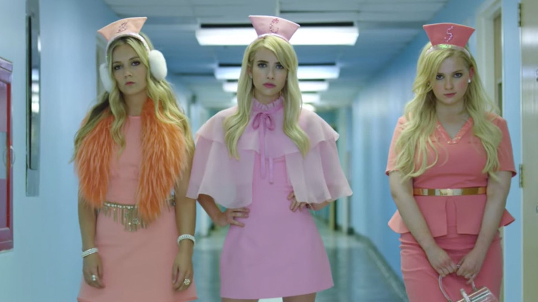 Trio Halloween Costume Ideas 2019.12 Group Halloween Costume Ideas From Scream Queens To Clueless