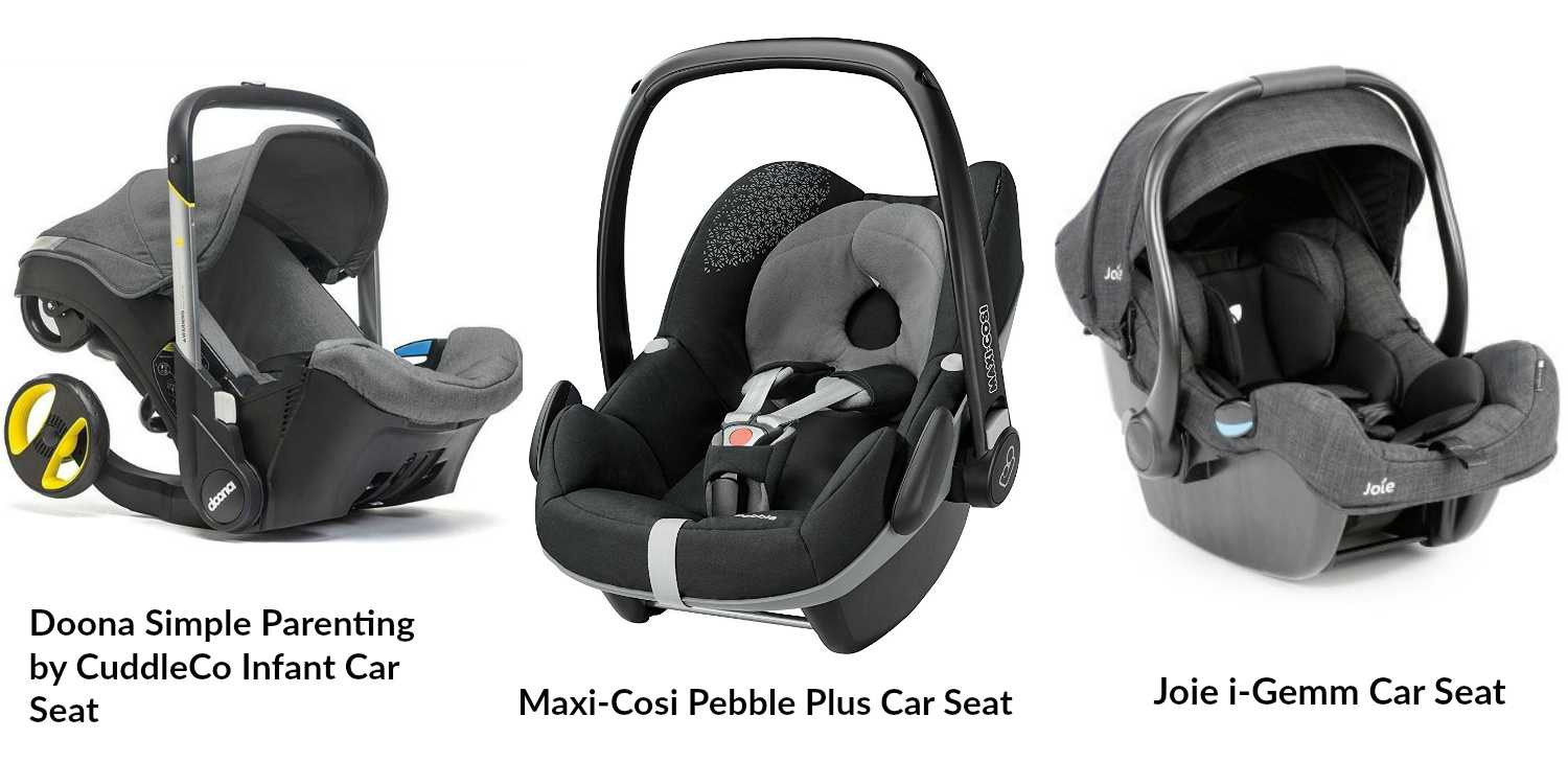 Baby Car Seats The Law In The Uk Is Changing Here S