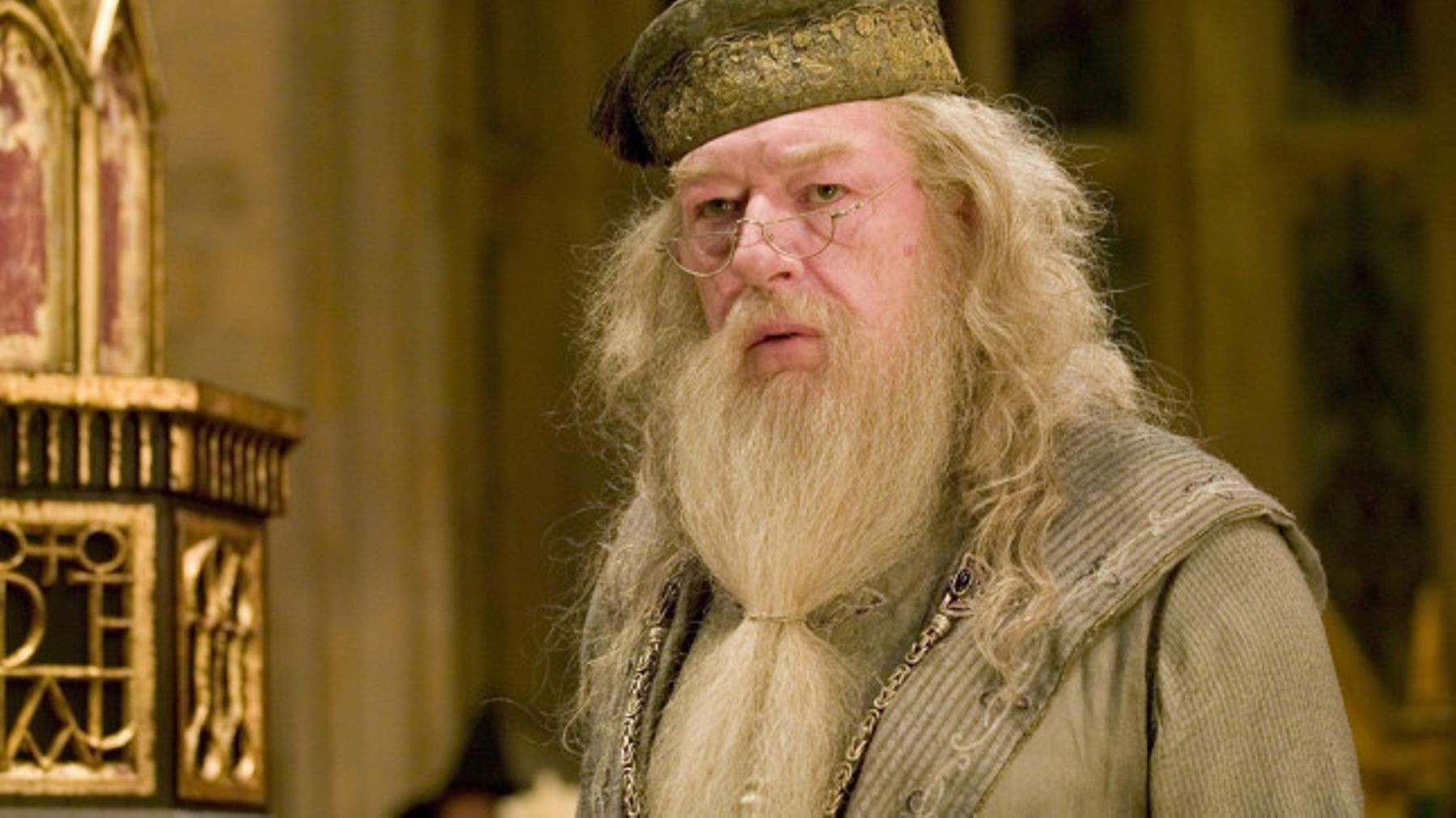Professor Dumbledore star forced to retire due to severe