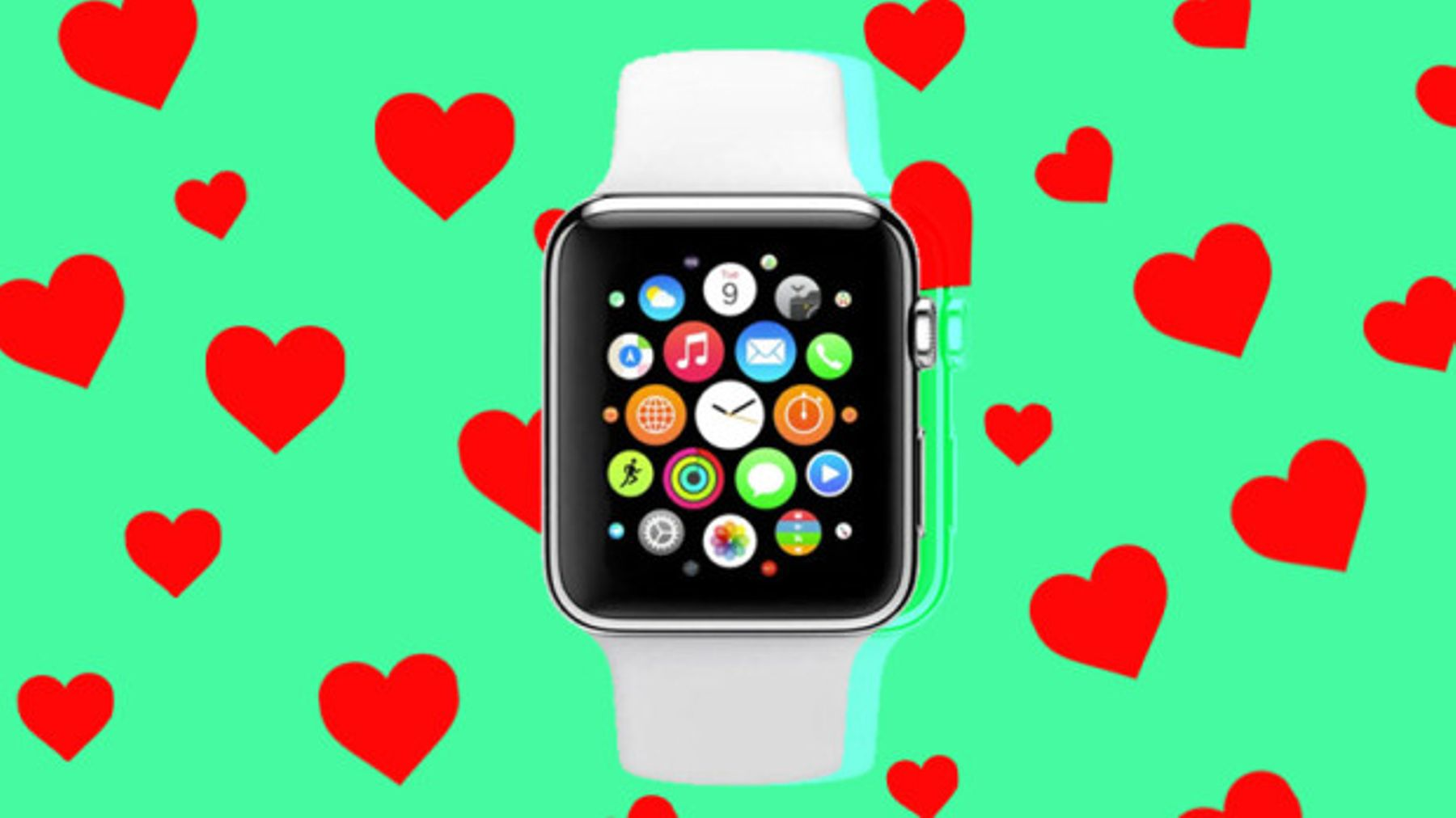 Hands-Free Tinder' Swipes Left Or Right Based On Your Heart Rate