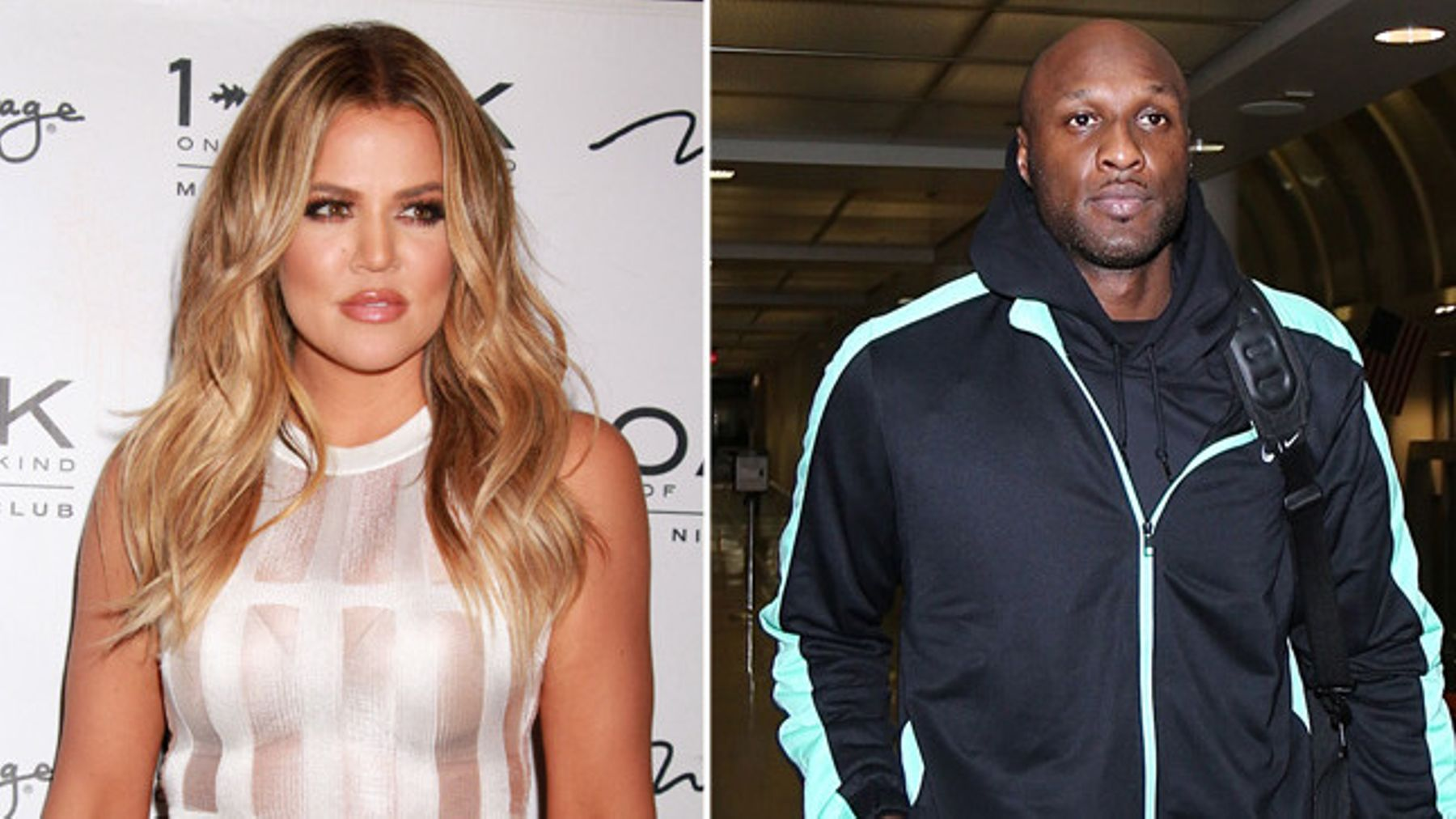 Khloe Kardashian 'crushed' as Lamar Odom gets back with ex