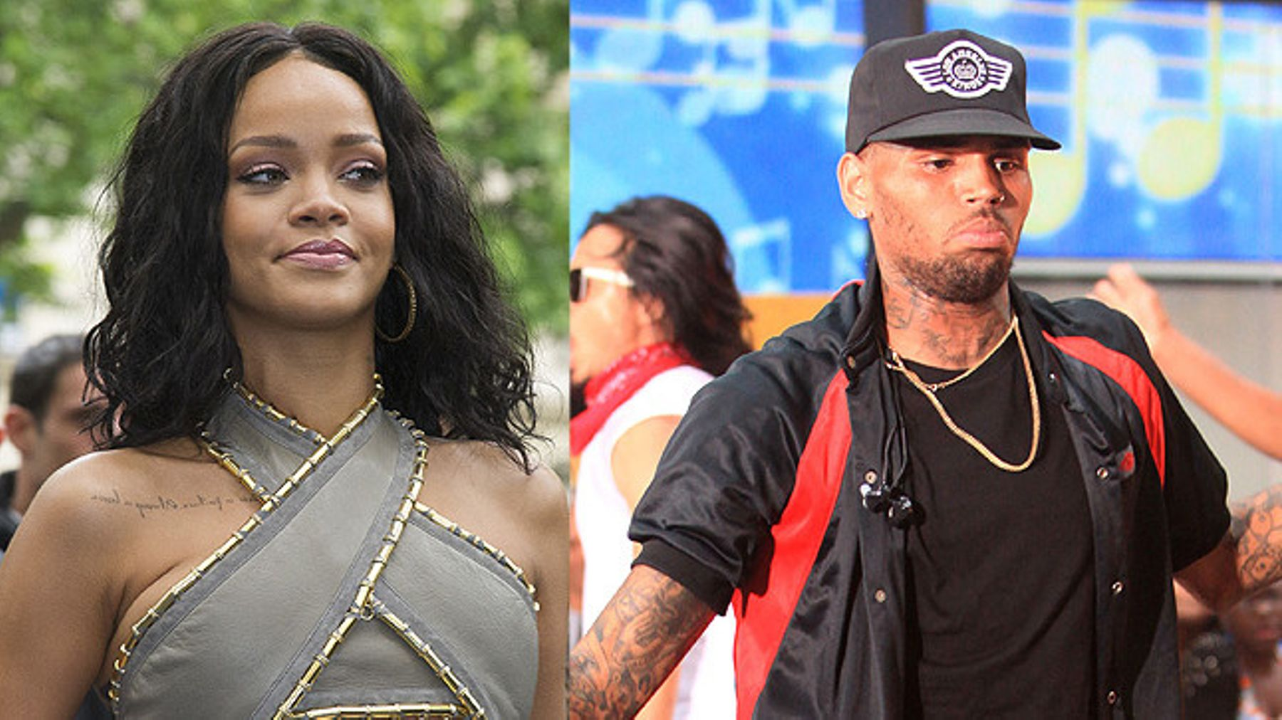 Chris Brown 'bans' DJ from playing Rihanna songs | Closer