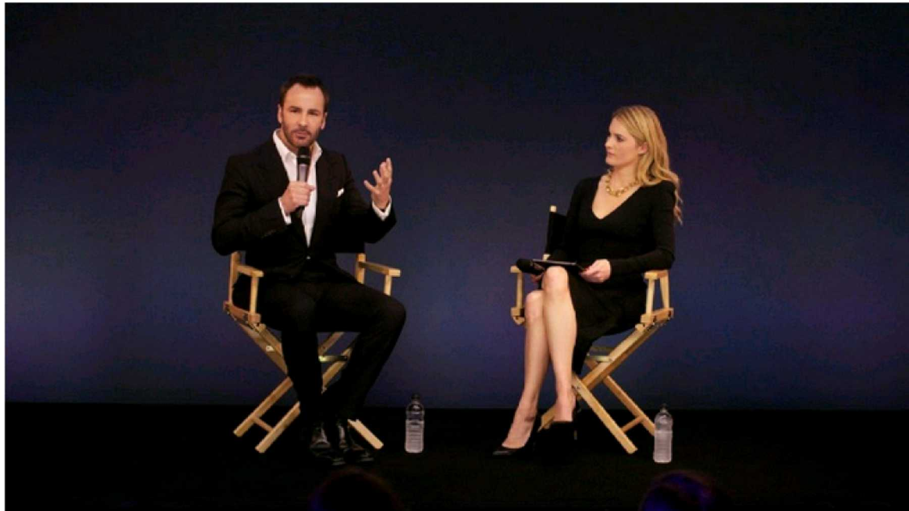 97e607ebf918 Tom Ford Got Married! The Designer Talks Marriage
