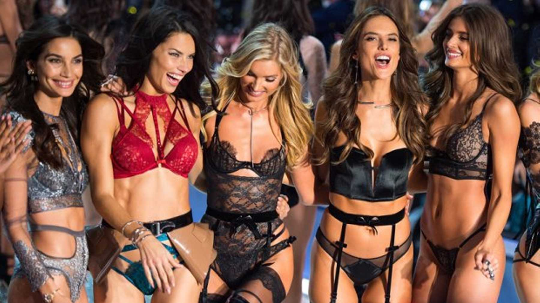 88c1d9fc06 Is anyone else a bit confused by the Victoria s Secret show  I m calling BS  on the VS catwalk parade.