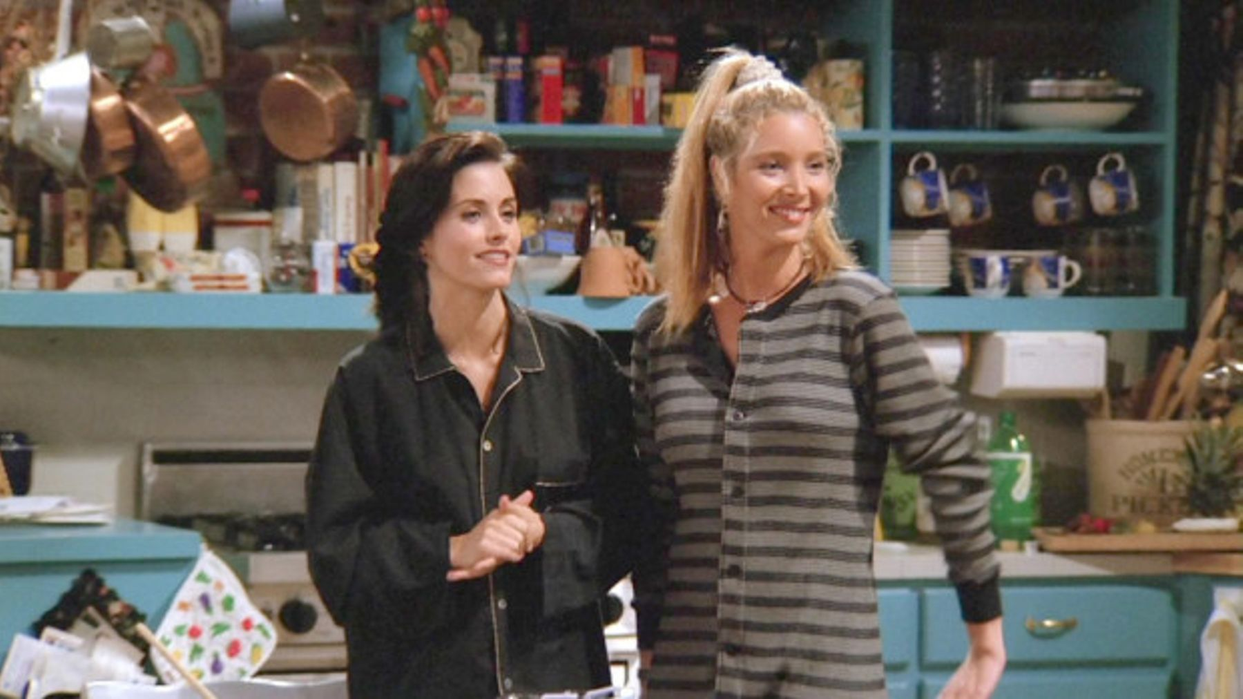 Courtney Cox And Lisa Kudrow Played A Friends Trivia Quiz And Won