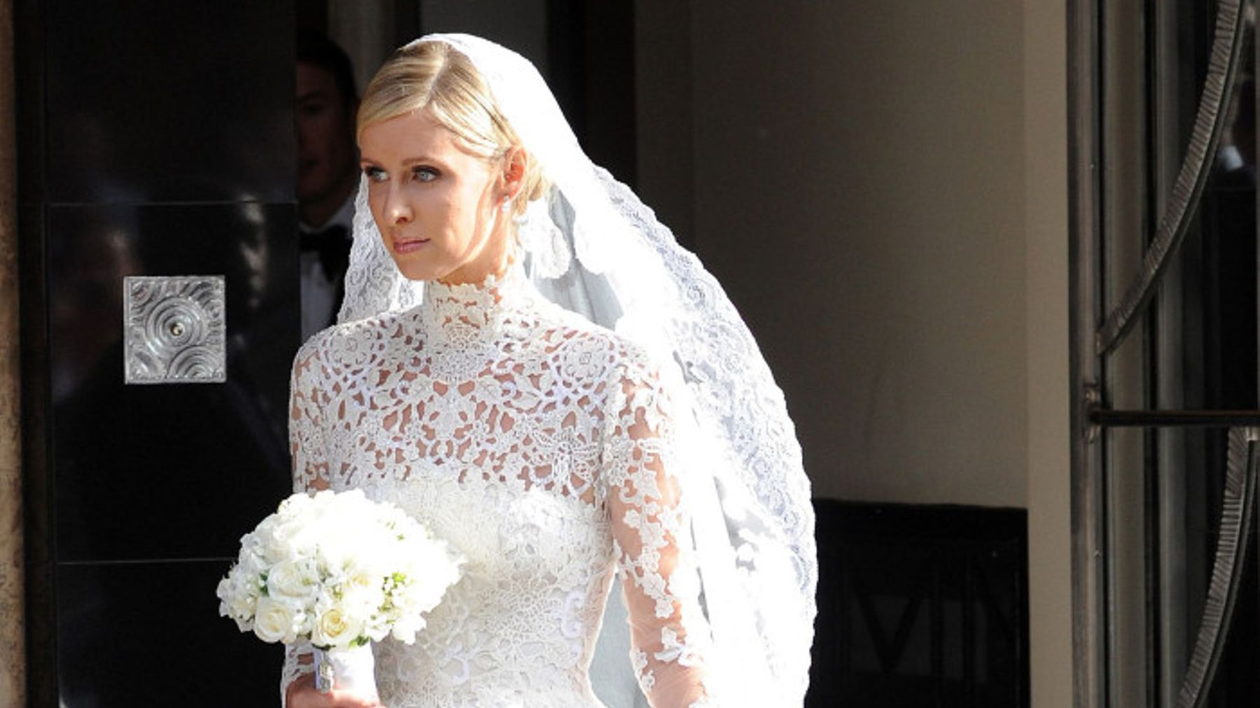 84bb1bde94b9 Inside Nicky Hilton s Fairytale London Wedding To James Rothschild ...