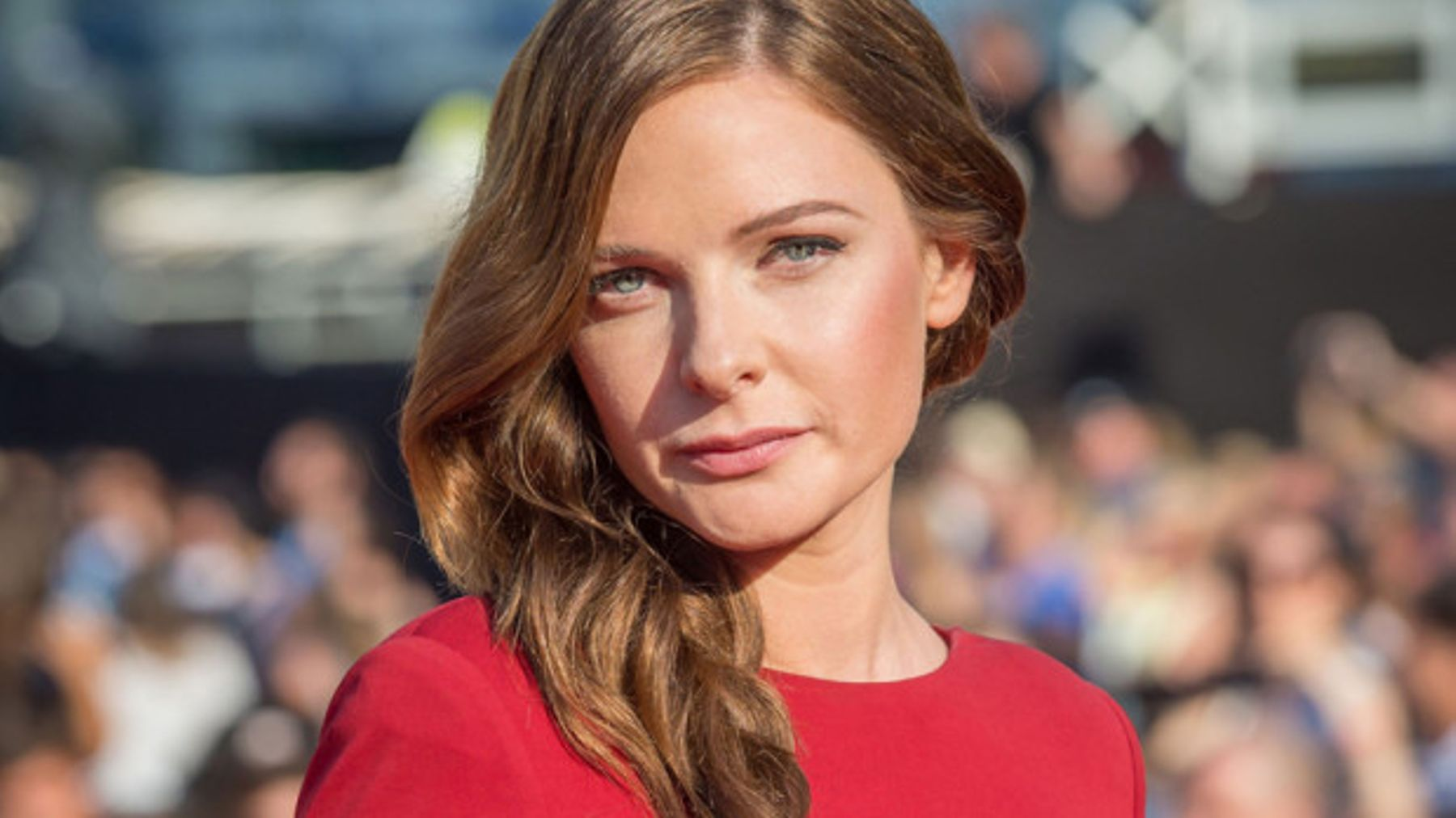 Girl On The Train Actress Rebecca Ferguson: 'I Was ...