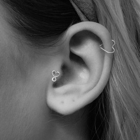 Tragus Piercing Everything You Want To Know Grazia