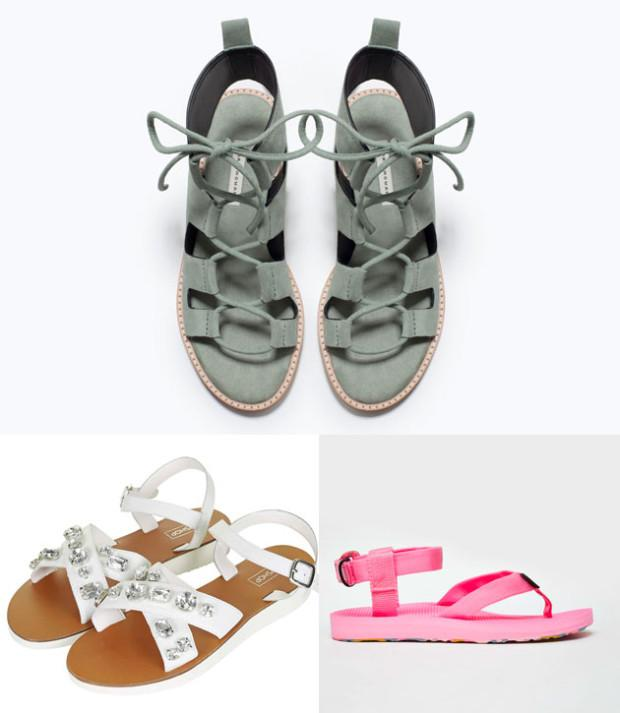 Of Sandals Feet This 10 To Pairs Heat Slip Into WeekendStyle Your LSMVjUzGqp