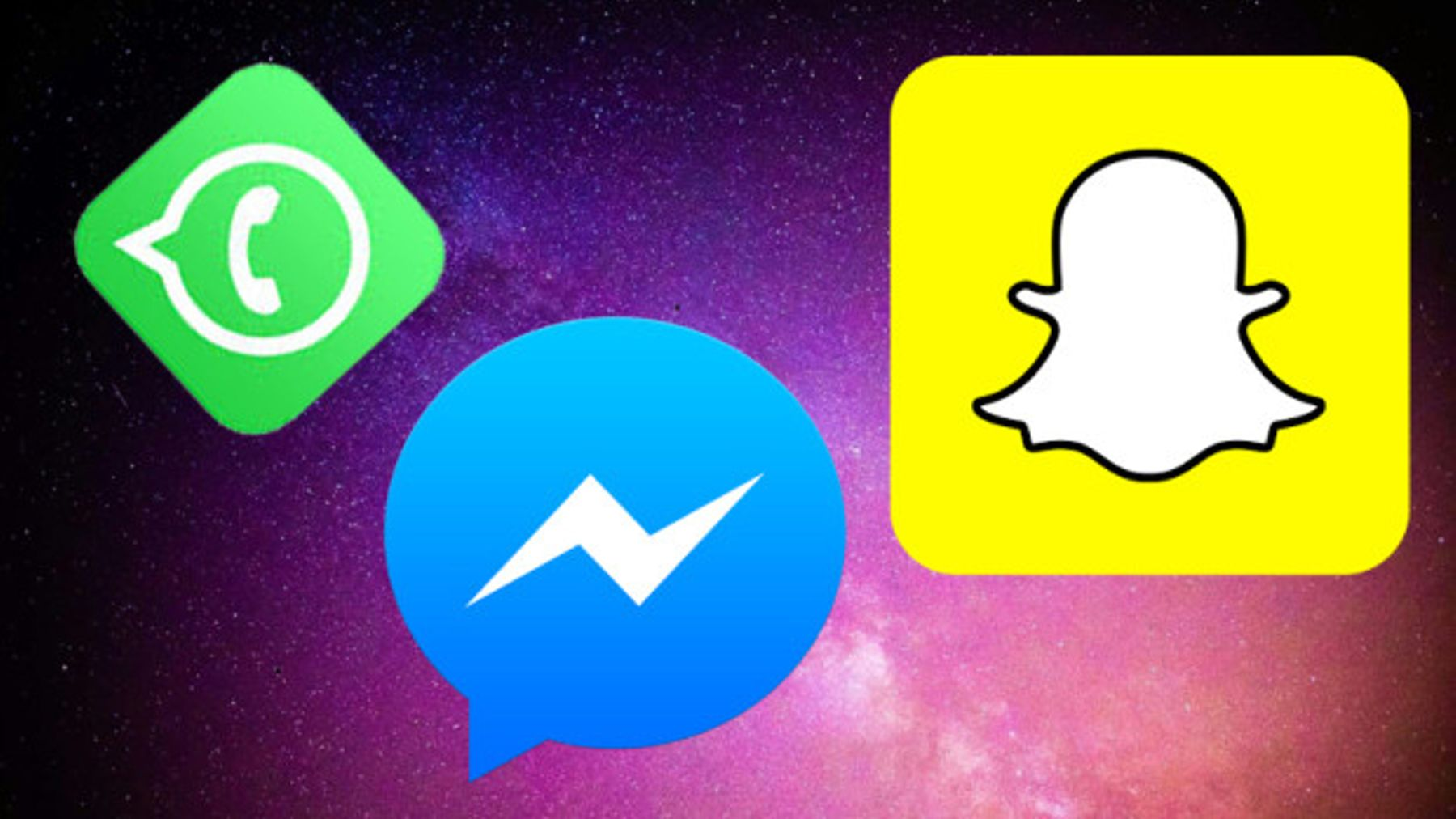 The Hierachy Of Messaging Apps  Basically, How Long Can You