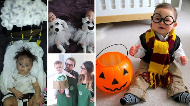 halloween diy fun 20 adorably spooky baby toddler costume