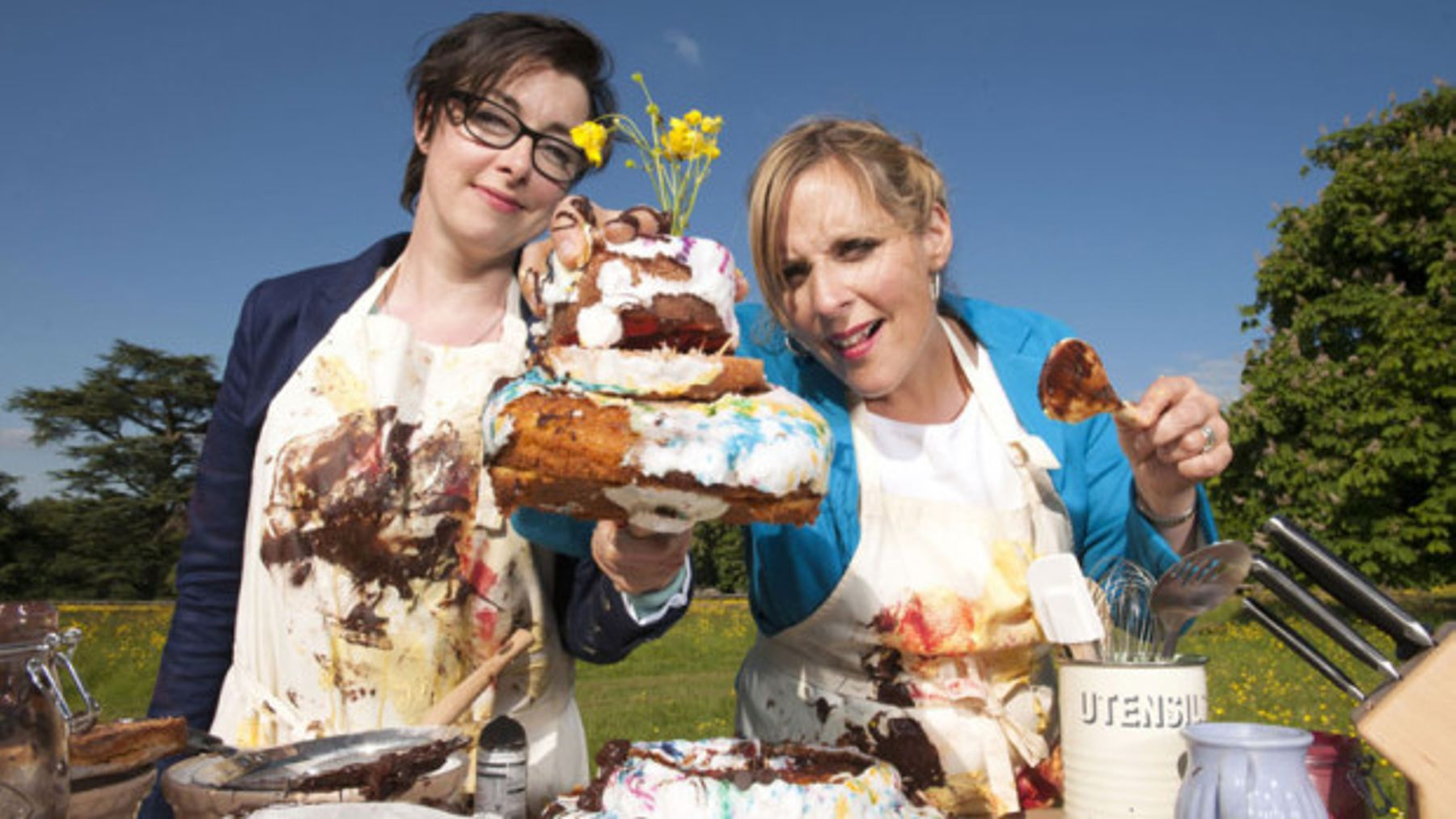 The Absolute Filthiest Moments From Great British Bake Off