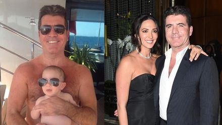 Simon Cowell Discusses Baby Number Two As Louis Walsh Says Lauren Silverman Wedding Will Happen Closer