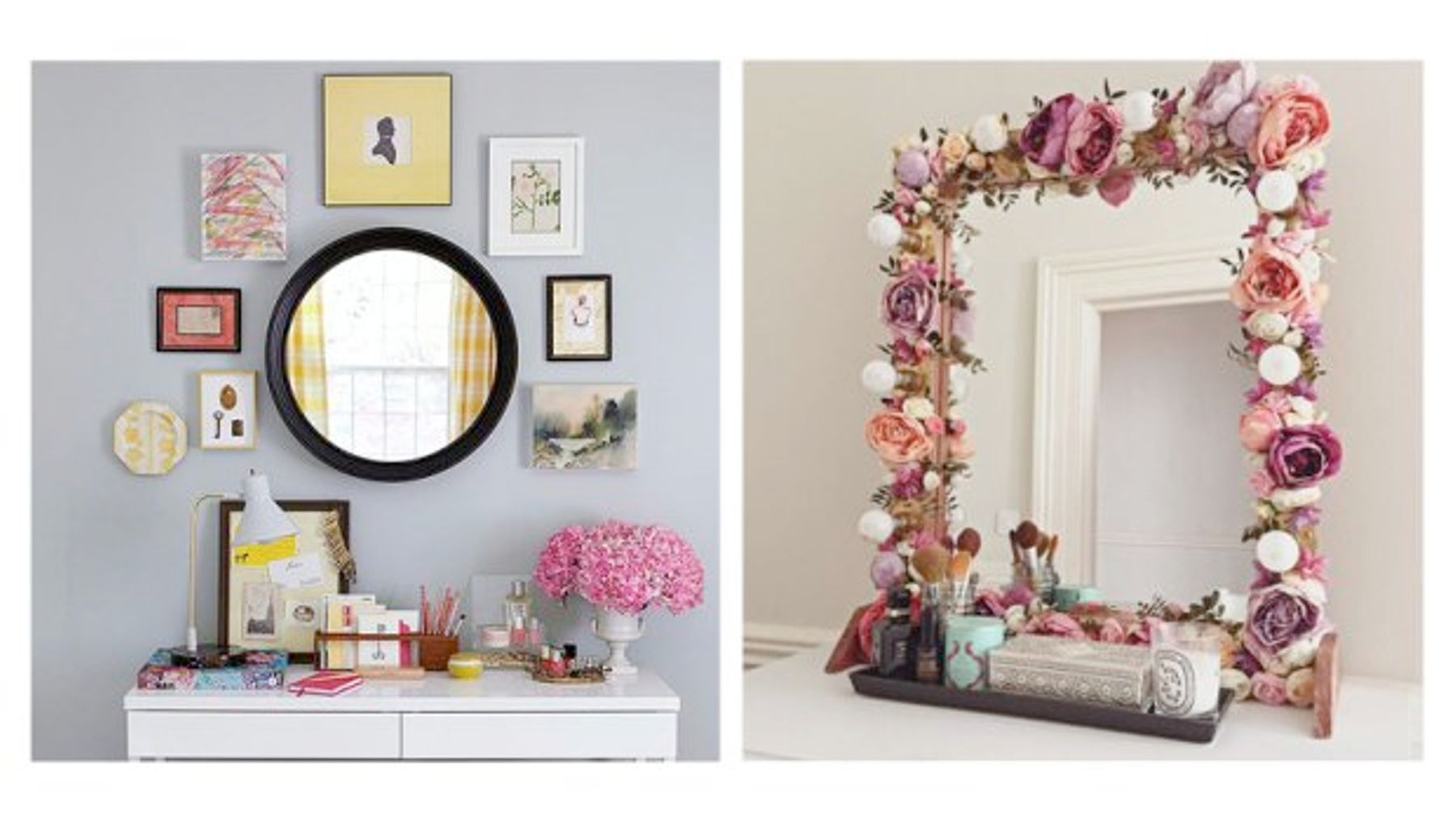 How To Set Up The Vanity Table Of Your Dreams Thanks To ...