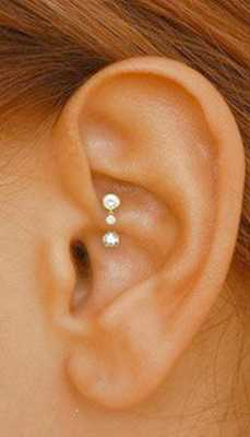 Ear Piercings Your Definitive Guide Grazia