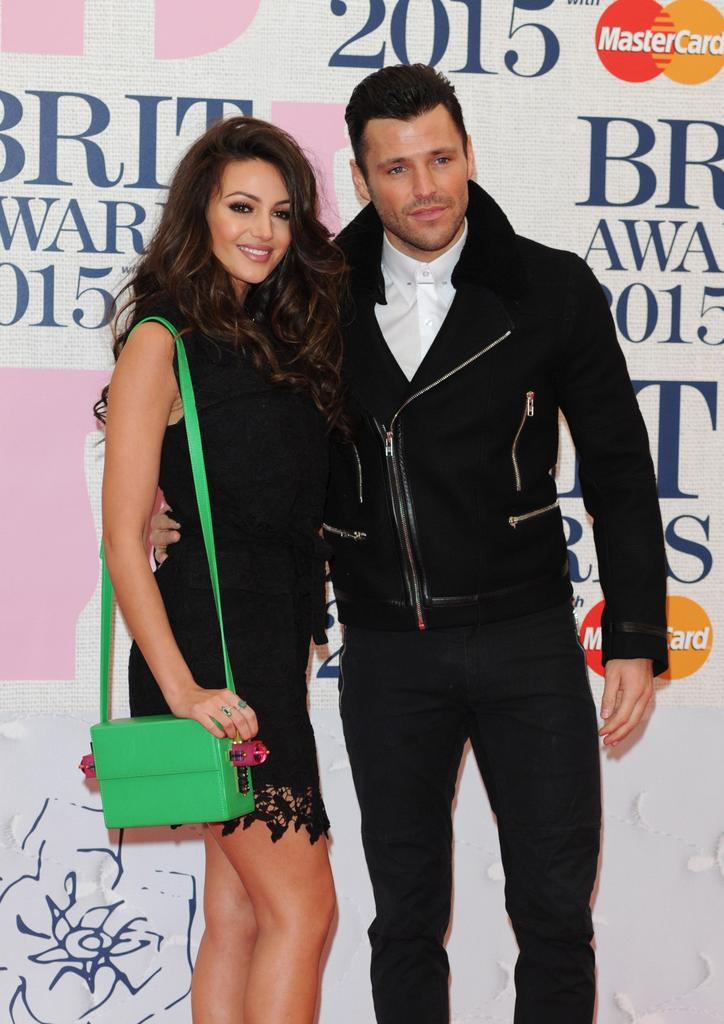 Jessica Wright Opens Up About Watching Brother Mark Marry Michelle Keegan He Always Knew She Was The One Celebrity Heat
