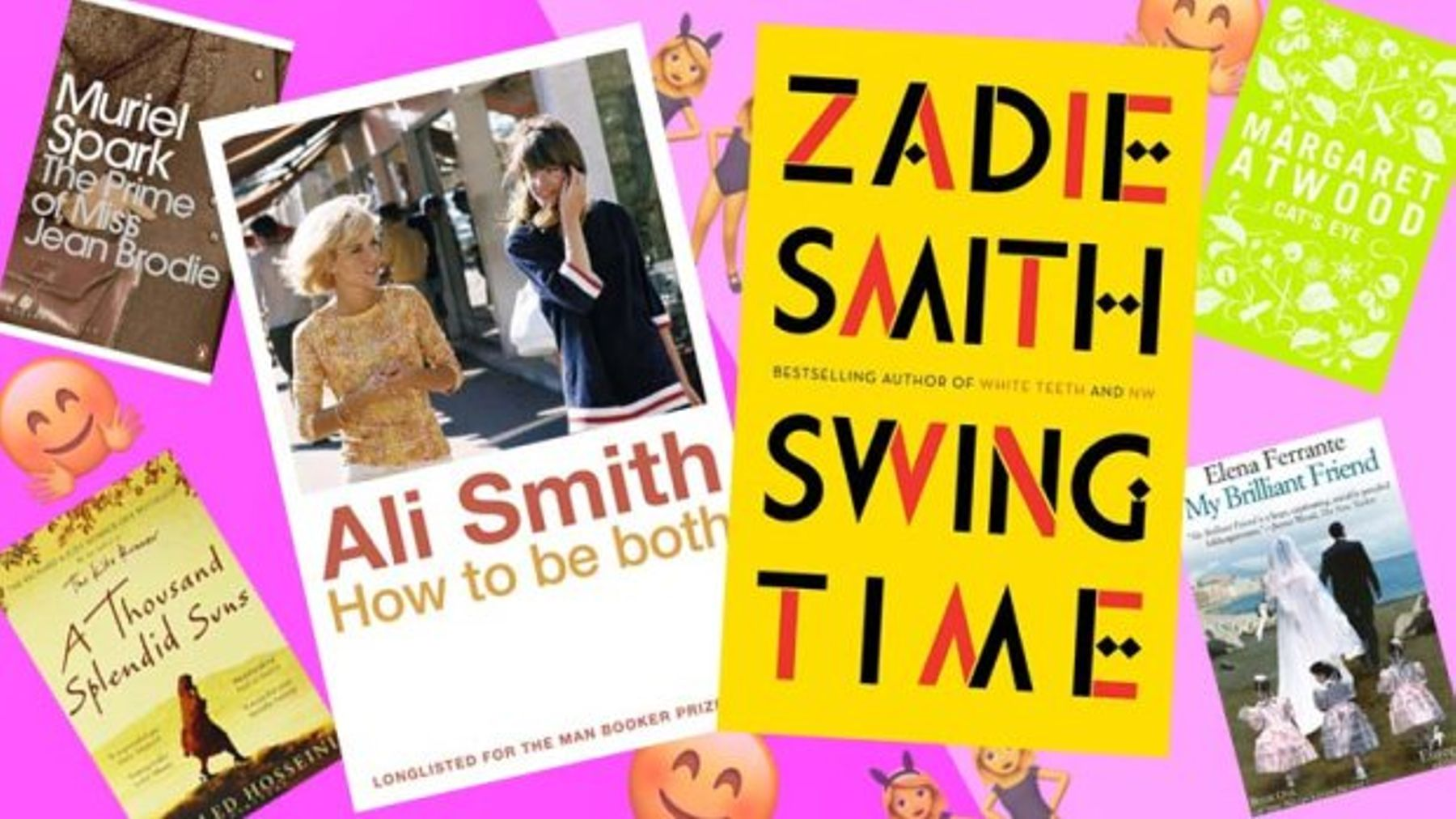 Six Novels That Nail The BFF Relationship | Grazia