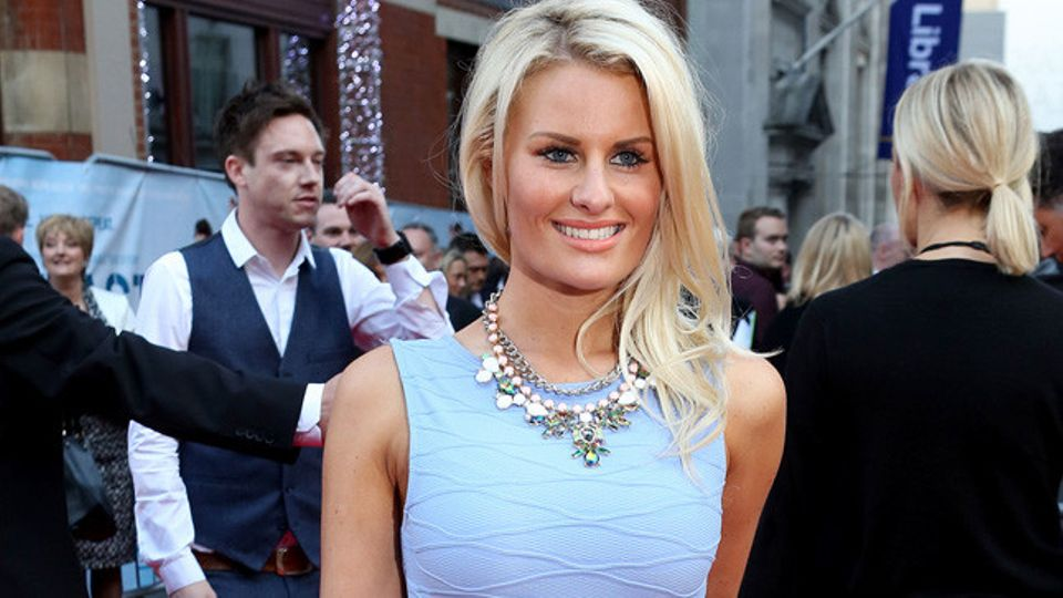 TOWIE's Danielle Armstrong: 'I style myself on Kim ...