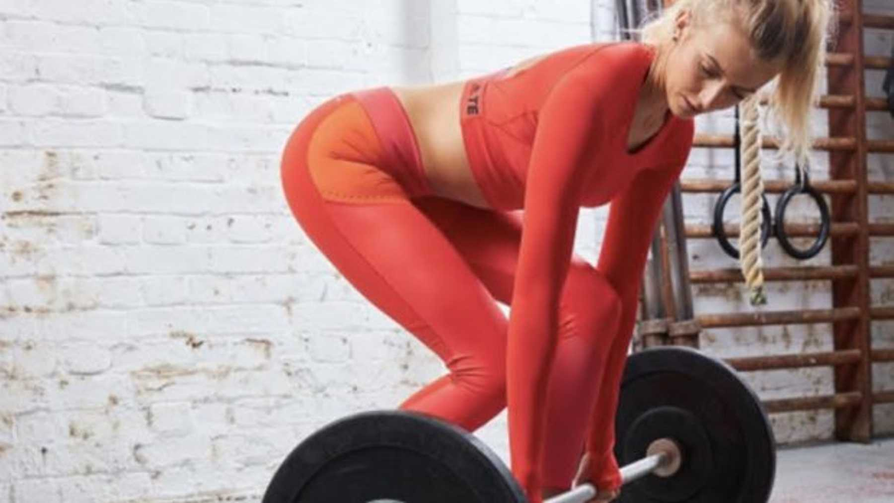 48424f6a87deae Zanna Van Dijk On Where To Begin With Weight Training