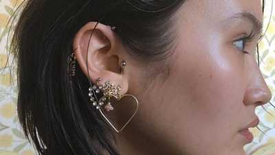 9 Cuuute Earrings For Under Quid Your Cartilage Piercing